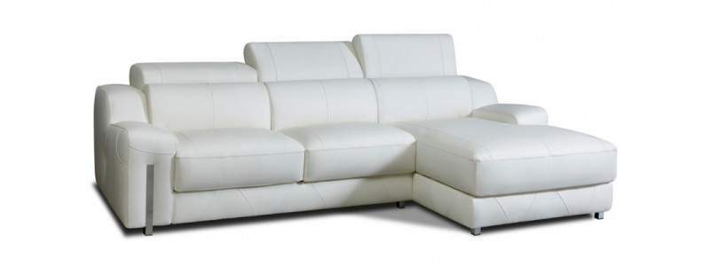 Sofas de piel granfort tiendas de sof s a medida granfort for Sofas clasicos de piel