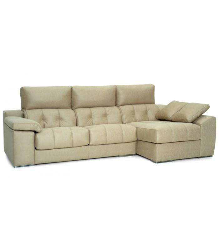 Sof cheslong savona con asientos reclinables - Artesanos del sofa ...