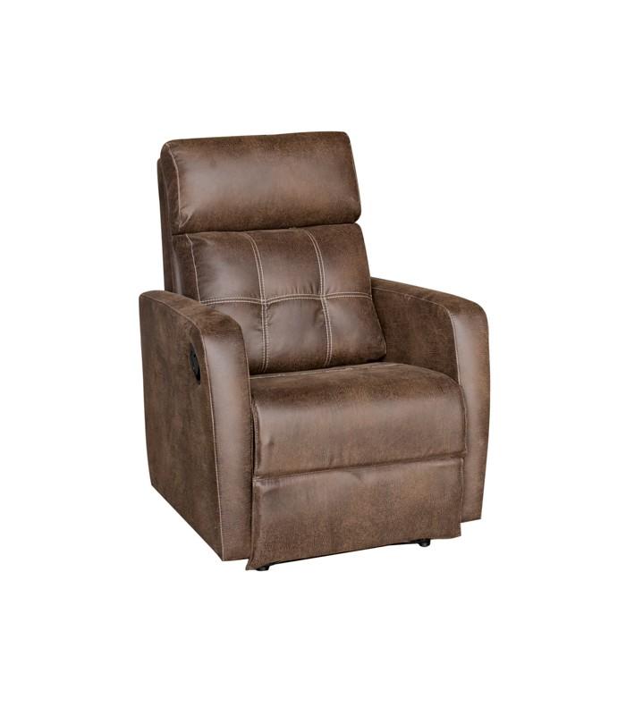 Sill n relax licca con sistema motorizado for Sillon relax lectura