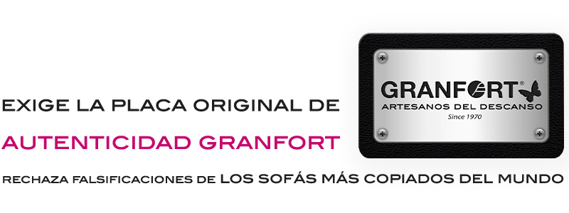 Granfort ® - Sofá Chaiselongue CARPI de estilo moderno