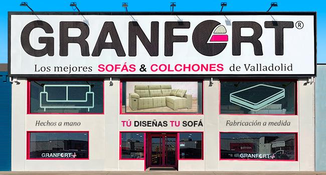 Tienda De Sofas Y Colchones En Valladolid Granfort